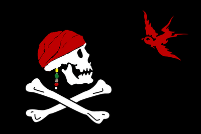 Jack Sparrow skull