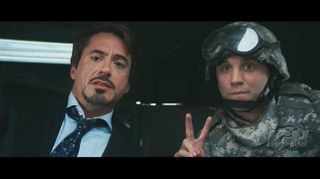 Iron Man Movie Trailer - Trailer