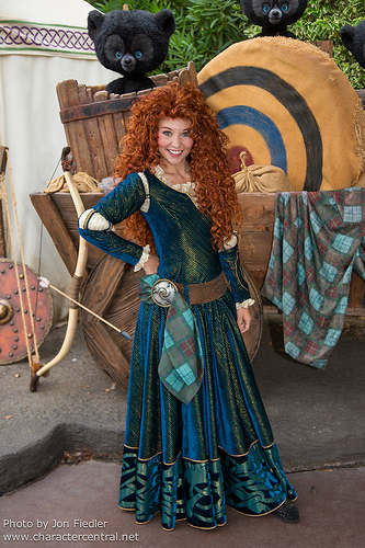 controversy over disneys addition of merida gbcn