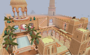 Al Kharid palace second floor