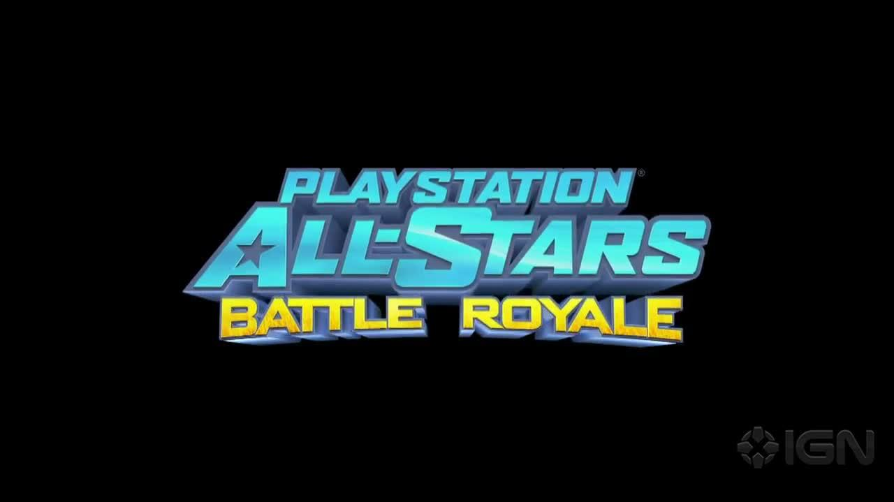 PlayStation All-Stars - Sackboy Trailer