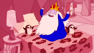 Beyond this Earthly Realm Ice King's song