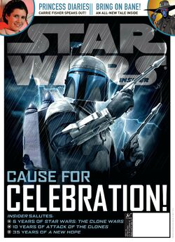 Star Wars Insider 136