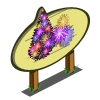 Giant Firework Tree Mastery Sign-icon