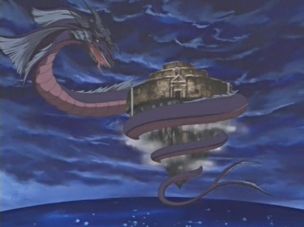 Yugioh Leviathan