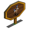 Bird Foal Mastery Sign-icon