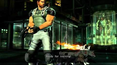 UMVC3 Albert Wesker Quotes (W Eng & Jap Voices)