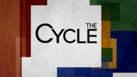 MSNBC's The Cycle Video Open From Late Monday Afternoon, June 25, 2012