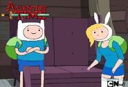 When finn met fionna
