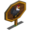 Chabo Chicken Mastery Sign-icon