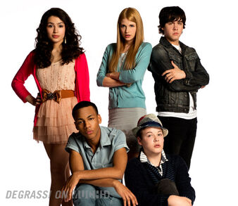 Degrassi drama club!