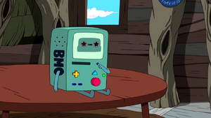 Three Baby Spiders BMO
