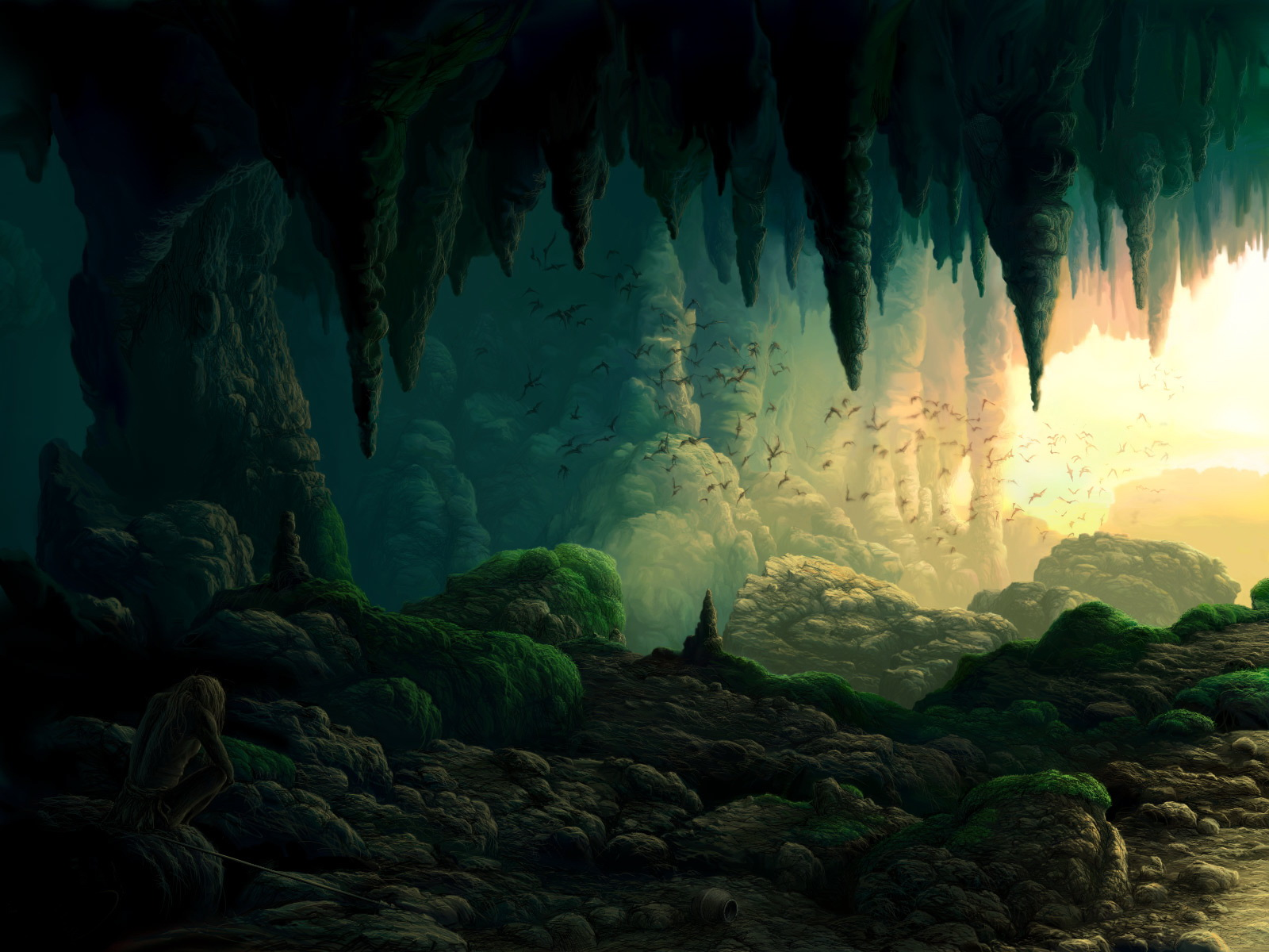 cave deep in the forest forums myanimelist net