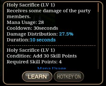 holy sacrifice inotia 4 assassin of berkel wiki