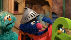 Super Grover with a G
