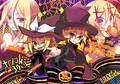 Trick and treat NEGI comicalizzzeeeezezezeze