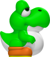 Green Baby Yoshi