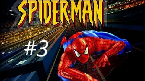 Spider-Man (2000) PS1 Walkthrough Part 3 Race to the Bugle, Spidey vs. Scorpion
