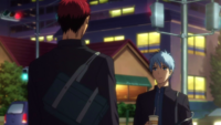 Kuroko&#39;s promise anime