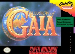 Illusion of Gaia (NA)
