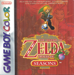The Legend of Zelda - Oracle of Seasons (NA)