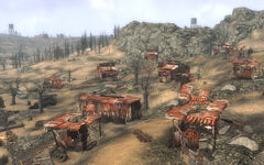 Wasteland Gypsy Village