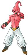 Majin Buu Kid 4