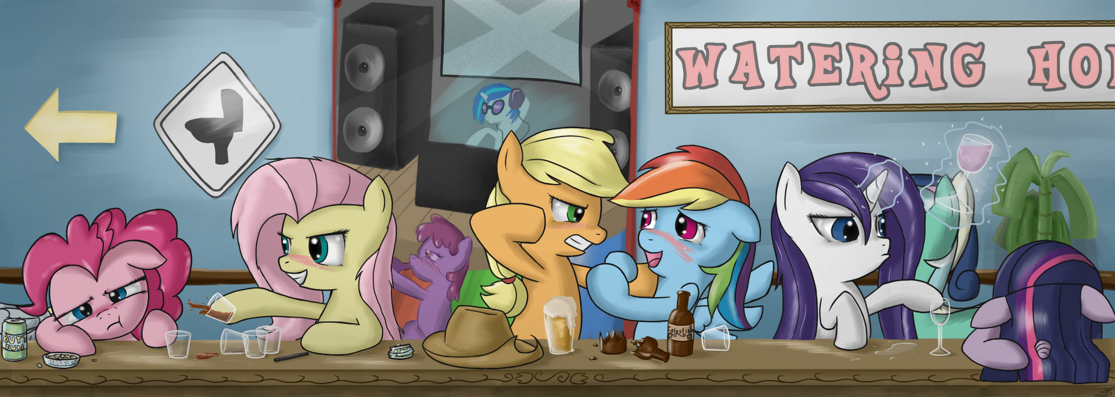 My Little Pony Freindship is Magic: Episode 7 Last Friday Night - The