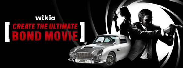 Create the Ultimate Bond Movie