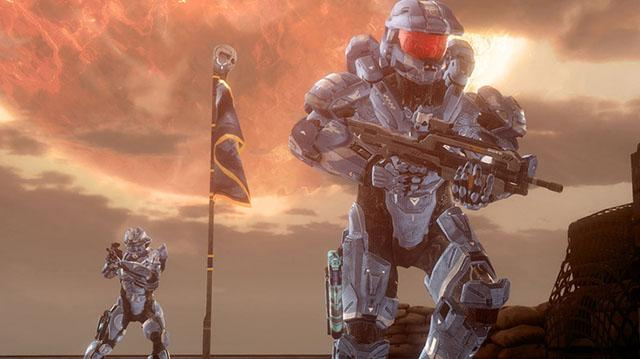Halo 4 Solace Multiplayer Map Walkthrough With 343i