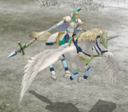 FE10 Falcon Knight (Sigrun)