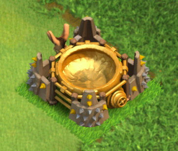 clash of clans spell factory - photo #8
