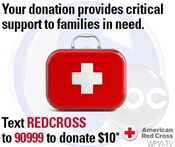 WPVI-TV's American Red Cross PSA Video Promo From Late October 2012