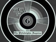 WFIL-TV's The Philadelphia Inquirer Station Video ID From 1947