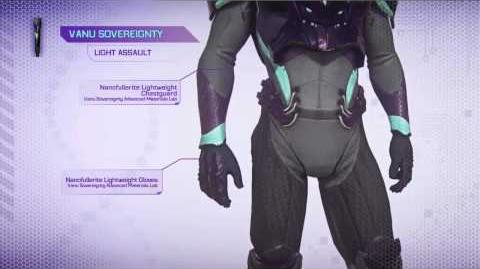 PlanetSide 2 Vanu Sovereignty Design Video