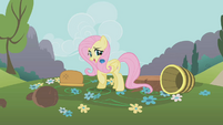 Fluttershy &quot;you&#39;re the cutest thing ever&quot; S1E10