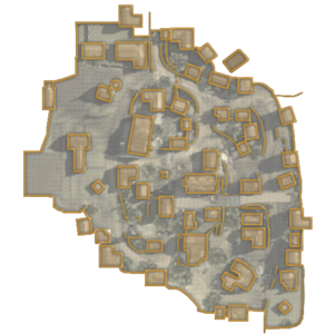Outskirts minimap WaW