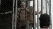 Hershel and Beth telling directions