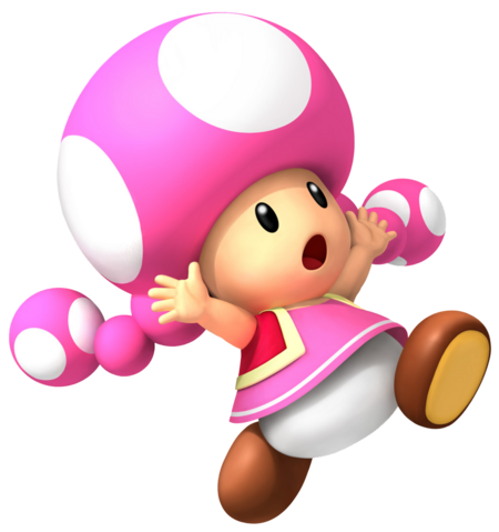 Toadette - MarioWiki, the encyclopedia of everything Mario