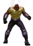 Luke Cage Marvel XP