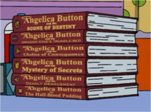 Angelica Button Books