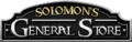 Solomon&#039;s General Store logo.png