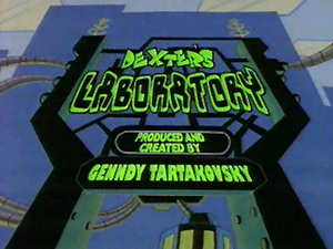 Dexter&#39;s Laboratory