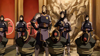 Tarrlok&#39;s task force