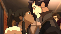 Korra and Tahno