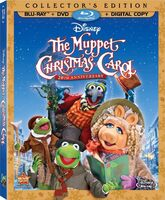 MuppetChristmasCarol Bluray Amazon Exclusive