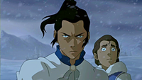 Young Noatak and Tarrlok