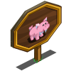 Shivering Pig Mastery Sign-icon