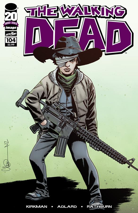 Carl... what a badass