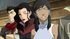 Korra and Asami